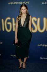 TIERA SKOVBYE at Midnight Sun Premiere in Hollywood 03/15/2018