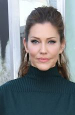 TRICIA HELFER at Pandas: The IMAX Experience Premiere in Hollywood 03/17/2018