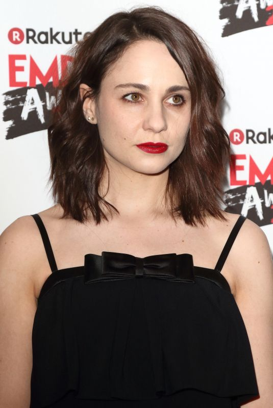 TUPPENCE MIDDLETON at Empire Film Awards in London 03/18/2018