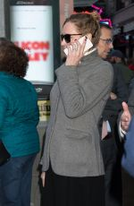 UMA THURMAN Out in New York 02/28/2018
