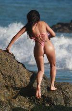 VAL FIT in Bikini for 138 Water Photoshoot in Malibu 03/15/2018