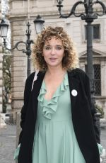 VALERIA GOLINO at David Di Donatello Award Ceremony in Rome 03/20/2018