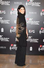 VALERIA SOLARINO at Finding Steve McQueen Premiere at Monte-carlo Film Festival 03/02/2018