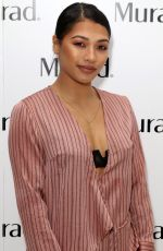 VANESSA WHITE at Murad Skincare Launch Party in London 03/27/2018