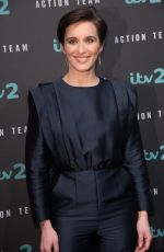 VICKY MCCLURE at ITV2 Action Team Press Launch in London 01/03/2018
