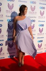 VICKY PATTISON at Pride of the North East Awards in Newcastle 03/27/2018