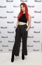 VICTORIA CLAY at Murad Skincare Launch Party in London 03/27/2018