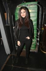 VICTORIA JUSTICE on the Backstage of Kinky Boots Musical in New York 03/19/2018