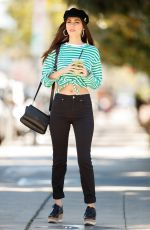 VICTORIA JUSTICE Out and About in Studio City 03/27/2018