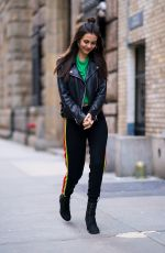 VICTORIA JUSTICE Out in New York 03/17/2018