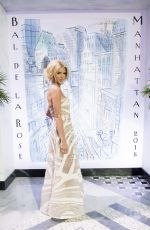VICTORIA SILVSTEDT at Rose Ball 2018 at Monte-carlo Sporting Club in Monaco 03/254/2018