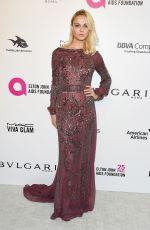 VIKTORIYA SASONKINA at Elton John Aids Foundation Academy Awards Viewing Party in Los Angeles 03/04/2018
