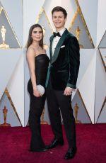 VIOLETTA KOMYSHAN at 90th Annual Academy Awards in Hollywood 03/04/2018