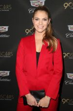 VIVIANE GEPPERT at Cadillac Oscar Celebration in Los Angeles 03/01/2018