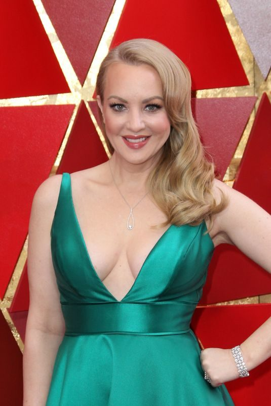 WENDI MCLENDON-COVEY at 90th Annual Academy Awards in Hollywood 03/04/2018