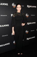 WHITNEY CUMMINGS at Roseanne Premiere in Los Angeles 03/23/2018