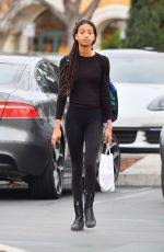 WILLOW SMITH Out and About in Calabasas 03/16/2018