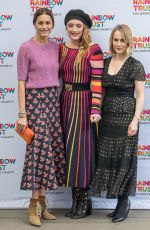 YASMIN LE BON at Trust in Fashion Fundraiser Photocall in London 03/19/2018
