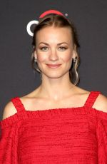 YVONNE STRAHOVSKI at The Handmaid