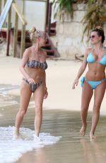 ZARA HOLLAND in Bikini at a Beach in Barbados 03/26/2018