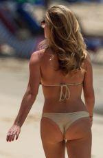 ZARA HOLLAND in Bikini on the Beach in Barbados 03/27/2018