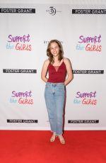 ZOE GRAHAM at Support the Girls Premiere at SXSW Festival ai Austin 03/09/2018