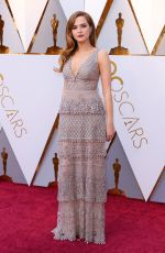 ZOEY DEUTCH at Oscar 2018 in Los Angeles 03/04/2018