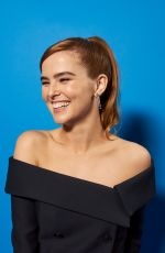 ZOEY DEUTCH for Entertainment Weekly, March 2018