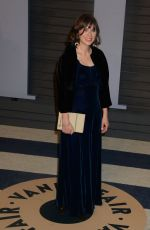 ZOOEY DESCHANEL at 2018 Vanity Fair Oscar Party in Beverly Hills 03/04/2018
