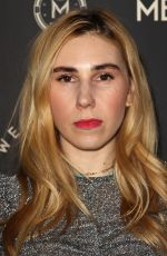 ZOSIA MAMET at Metrograph 2nd Anniversary Party in New York 03/22/2018
