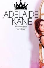 ADELAIDE KANE in NKD Magazine, January 2018