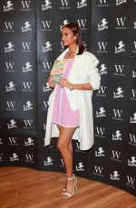 ALESHA DIXON at Lightning Girl Book Signing in Dartford 04/06/2018