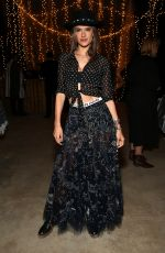 ALESSANDRA AMBROSIO at Dior Sauvage Party in Pioneertown 04/12/2018