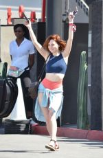 ALESSANDRA TORRESANI at Coachella Valley Music and Arts Festival in Palm Springs 04/13/2018