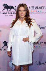 ALEXANDRA VINO at Power of Love Gala in Las Vegas 04/28/2018