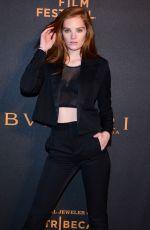 ALEXINA GRAHAM at Bvlgari Premiere at Tribeca Film Festival 04/26/2018