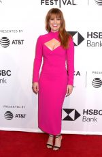 ALICE EVE at Untogether Premiere at Tribeca Film Festival in New York 04/23/2018