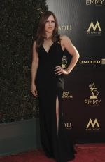 ALICIA LEIGH WILLIS at Daytime Creative Arts Emmy Awards in Los Angeles 04/27/2018