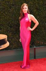 ALICIA LEIGH WILLIS at Daytime Emmy Awards 2018 in Los Angeles 04/29/2018
