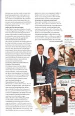 ALICIA VIKANDER in Jolie Magazine, April 2018