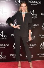 ALINA BAIKOVA at Jacob & Co. Flagship Store Re-opening in New York 04/26/2018