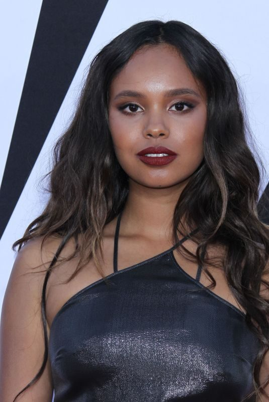 ALISHA BOE at Blockers Premiere in Los Angeles 04/03/2018