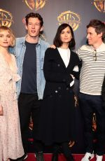 ALISON SUDOL and KATHERINE WATERSTON at The Big Picture Presentation at Cinemacon in Las Vegas 04/24/2018