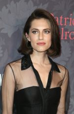 ALLISON WILLIAMS at Patrick Melrose Premiere in Los Angeles 04/25/2018