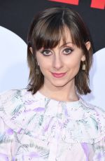 ALLISYN ASHLEY ARM at Blockers Premiere in Los Angeles 04/03/2018