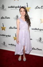 ALLY VELOUDIS at Catstravaganza Fundraiser in Los Angeles 04/21/2018