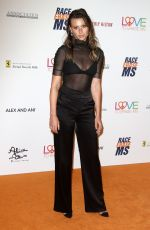 ALY MICHALKA at Race to Erase MS Gala 2018 in Los Angeles 04/20/2018