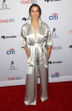 ALY RAISMAN at Time 100 Most Influential People 2018 Gala in New York 04/24/2018