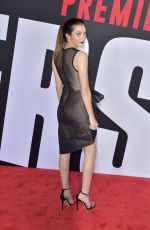 ALYSON STONER at Blockers Premiere in Los Angeles 04/03/2018