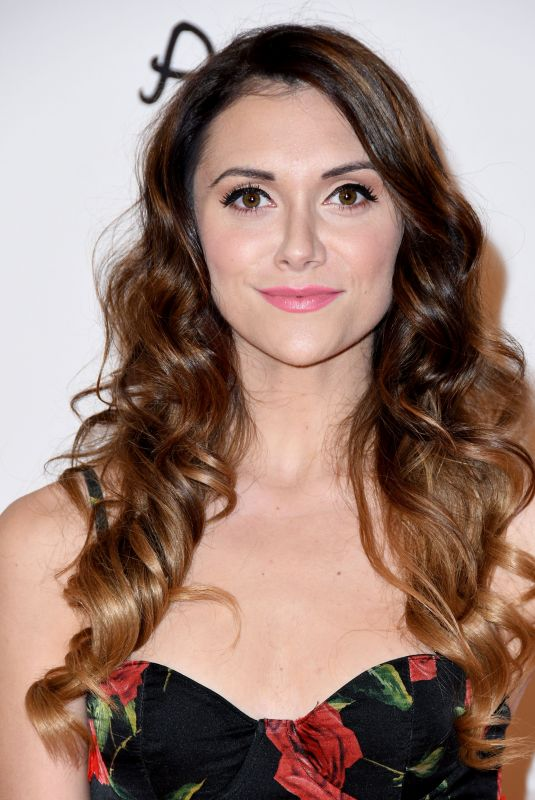 ALYSON STONER at Race to Erase MS Gala 2018 in Los Angeles 04/20/2018